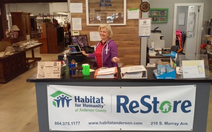 Habitat for Humanity Restore Using talech POS